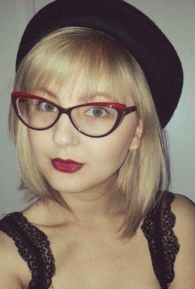 Sie sucht ihn über eine Partnervermittlung: Xenia aus Kiew